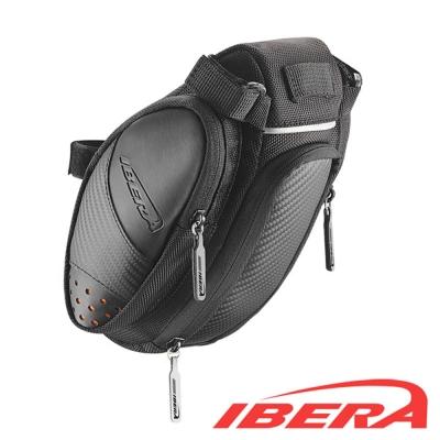 IBERA 自行車半硬殼座墊袋