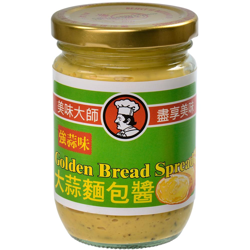 美味大師 大蒜麵包醬-強蒜味(220g)
