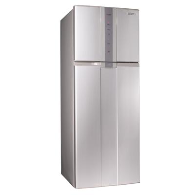 SAMPO 聲寶 460公升變頻雙門冰箱 SR-A46D(R6) 紫燦銀