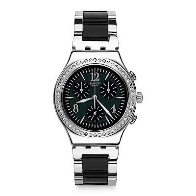 Swatch 就是SWATCH MADE IN BLACK 黑色製造手錶