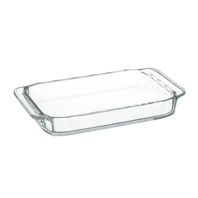 【iwaki】玻璃微波烤箱盤 700ml