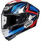 SHOEI 全罩安全帽 X14 YBRADLEY3彩繪帽 台灣公司貨