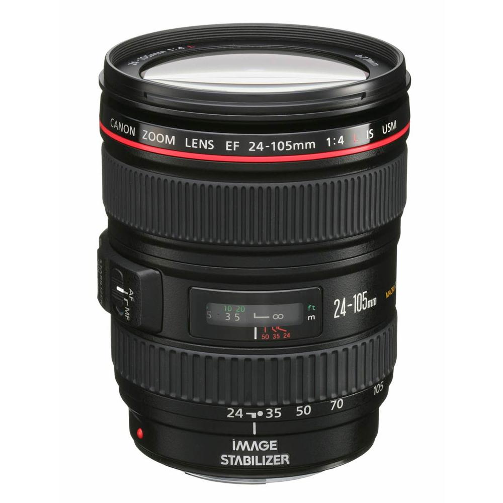 Canon EF 24-105mm f/4L IS USM標準變焦鏡-拆鏡白盒(公司貨)