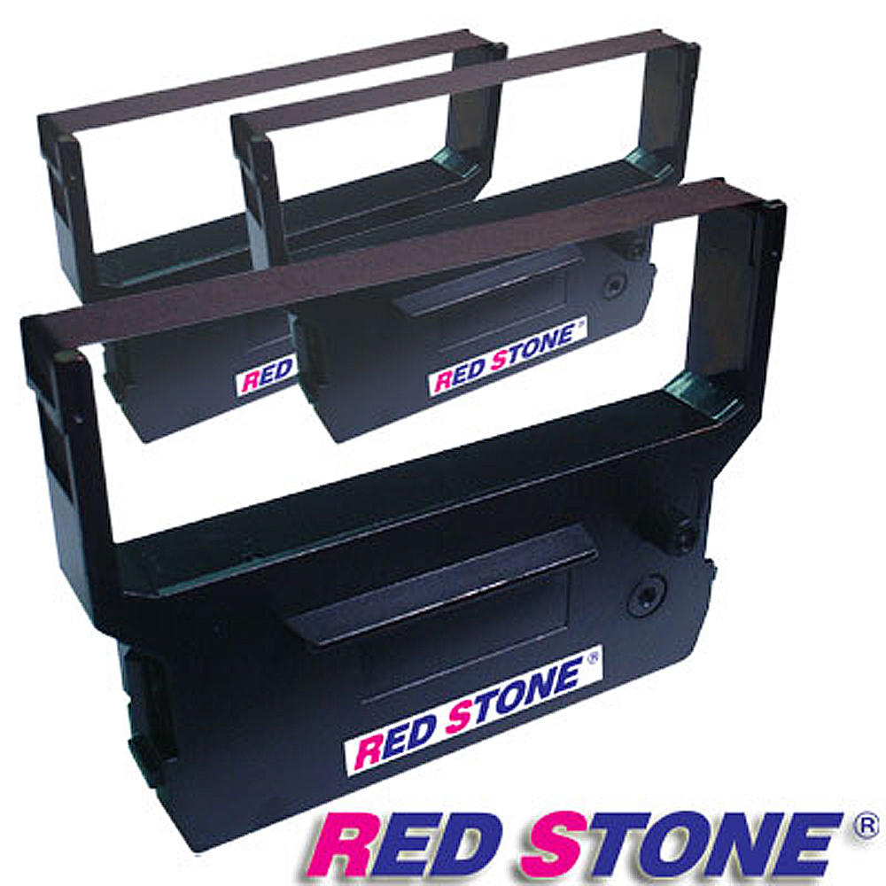 RED STONE for CITIZEN IR61收銀機色帶組(1組3入)紫色