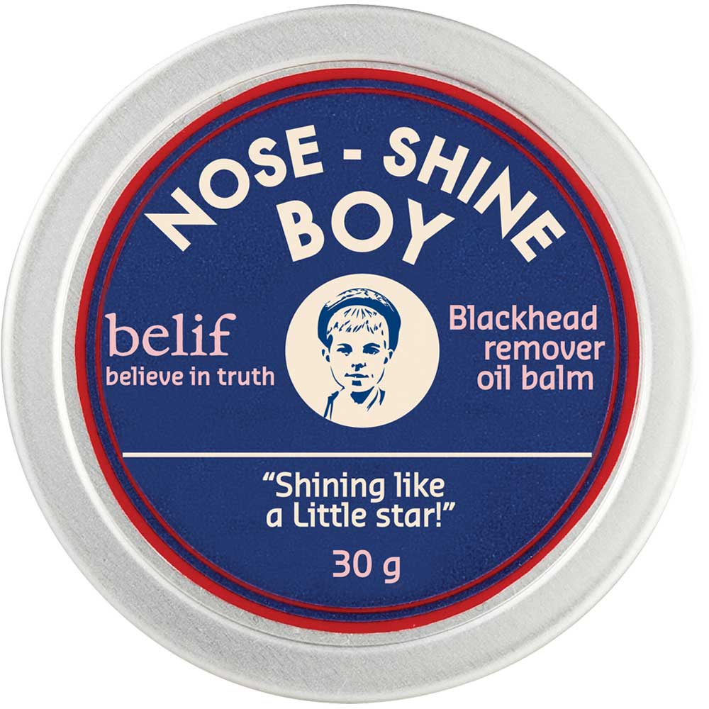 belif-金盞花草莓鼻掰掰調理膏