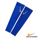 NIKE PRO DRI-FIT雙臂套袖套(藍/綠勾)(L/XL)