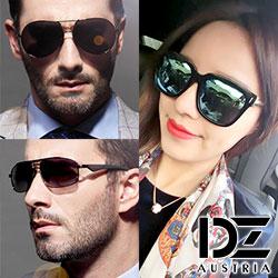 DZ 防曬遮陽抗UV偏光墨鏡 太陽眼鏡 任選2件$1280【優惠組合】
