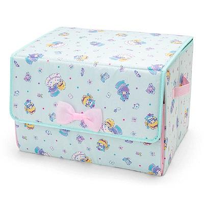 Sanrio 雙星仙子可前開式收納箱(不思議魔法)