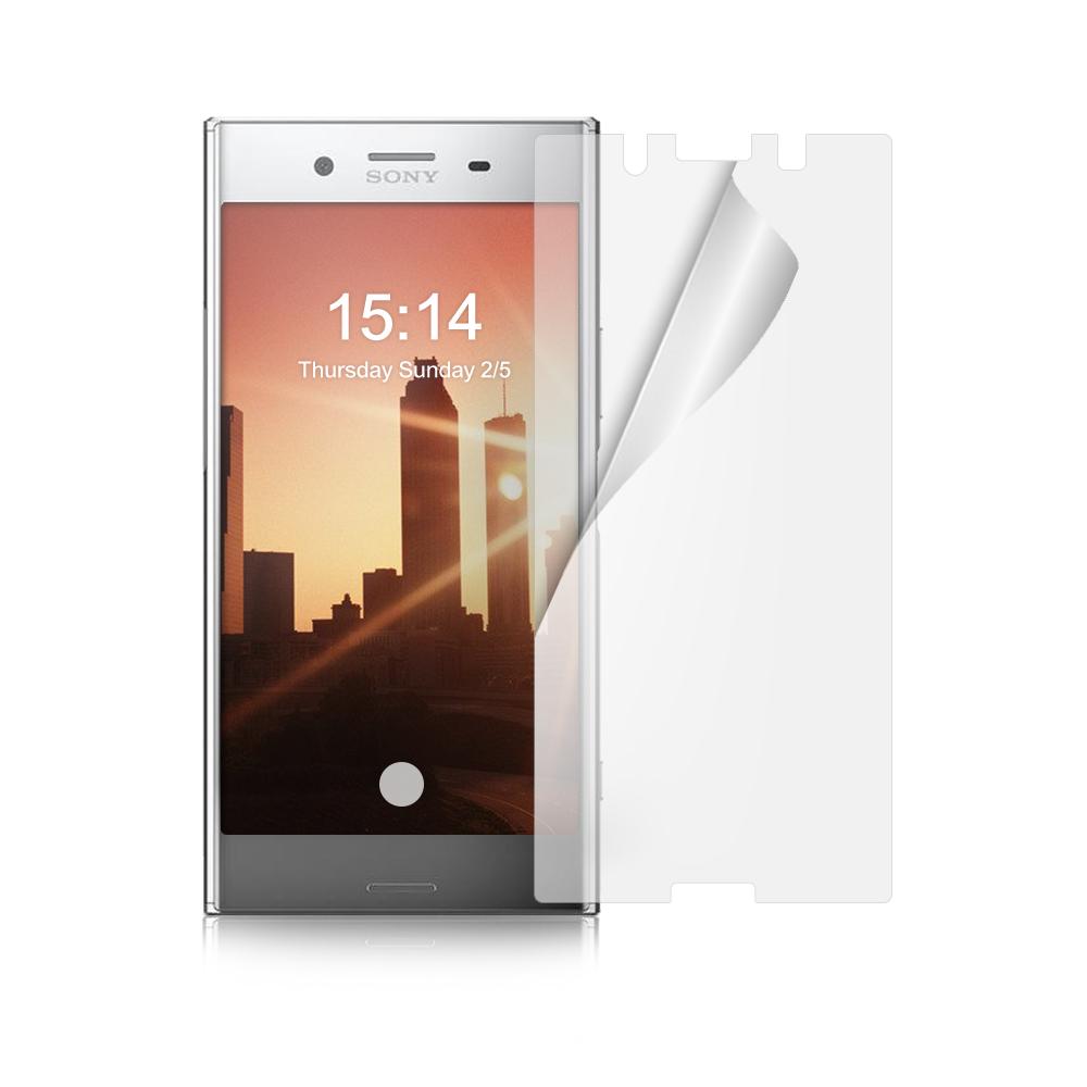 魔力 SONY Xperia XZ Premium 高透光抗刮螢幕保護貼-非滿版