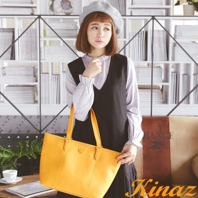 KINAZ 開朗笑容托特包-香氛夢境系列-快