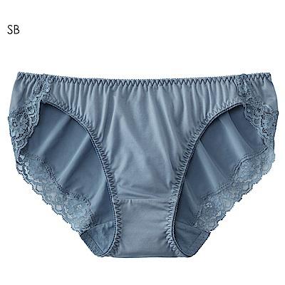 aimerfeel 淑女超盛純色內褲-珍珠藍