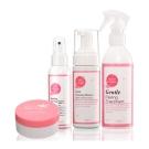 (即期品)BECUPIDON 比可比-輕鬆護膚保養品組(4件組)