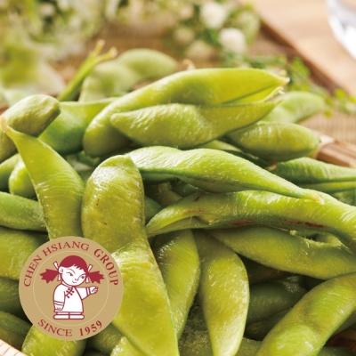 禎祥 鹽味毛豆 4包 (300g/包)