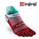 【INJINJI】RUN 吸排五趾隱形襪 [三色可選] 吸濕排汗五趾襪