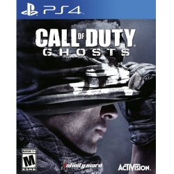 決勝時刻:魅影 CALL OF DUTY GHOSTS -PS4英文美版