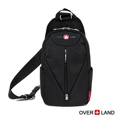 OVERLAND-美式十字軍x保鑣機能款可調式單肩包