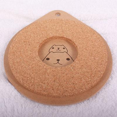 Kapibarasan 水豚君草原系列隔熱墊