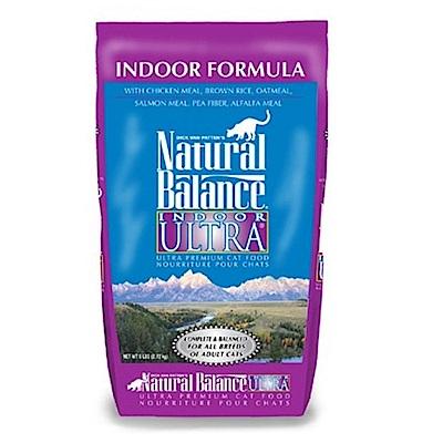 Natural Balance 特級室內貓調理配方 15磅