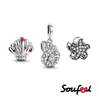 SOUFEEL索菲爾 925純銀串珠套組S11