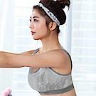 推EASY SHOP-RUN運動 運動型短背心(印花灰)