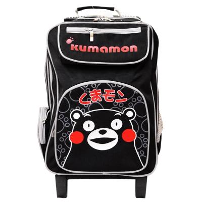 Kumamon熊本熊 三段拉桿書包