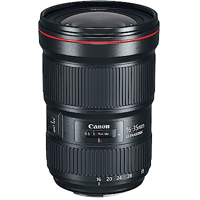 Canon EF 16-35mm f/2.8L III USM 廣角變焦鏡頭(平行輸入)