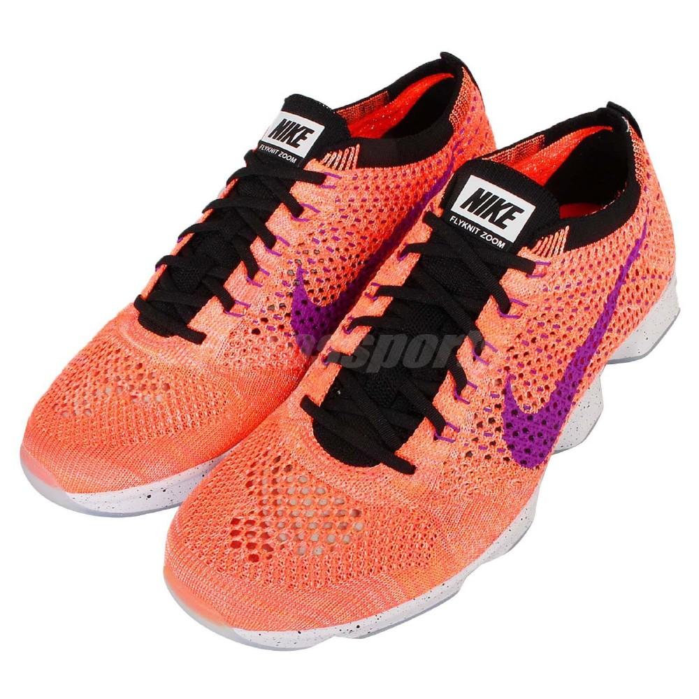 Nike Wmns Flyknit Zoom 路跑 女鞋