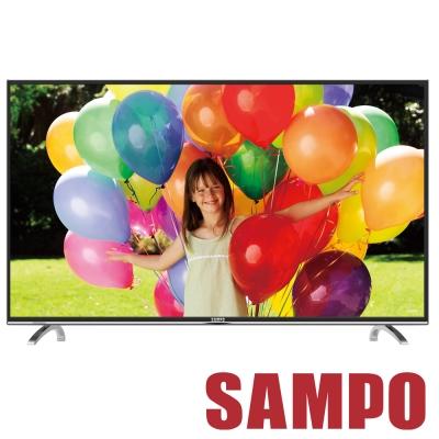 SAMPO聲寶 32吋 低藍光LED液晶顯示器+視訊盒 EM-32AT17D