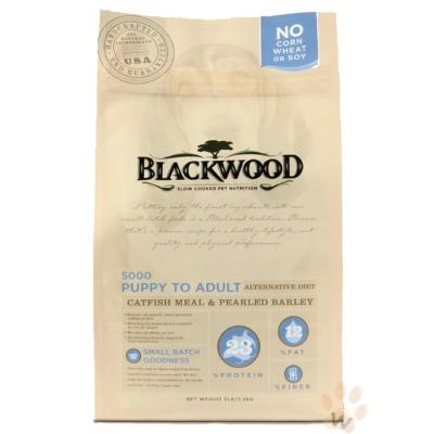 柏萊富blackwood 功能性全齡犬 滋補養生配方(鯰魚+珍珠麥) 15 磅