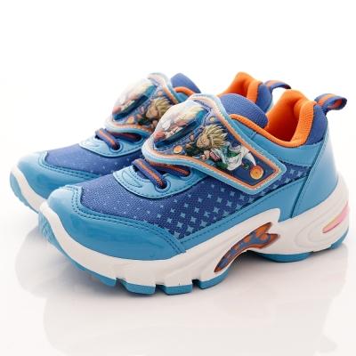 七龍珠童鞋 LED戰鬥電燈鞋款 0386藍(中小童段)HN
