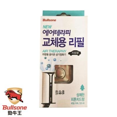 Bullsone-勁牛王-車用負離子清淨機香水膜 (補充包)