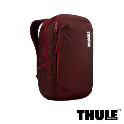 Thule Subterra 輕量電腦後背包(磚紅色/15.6 吋筆電適用)