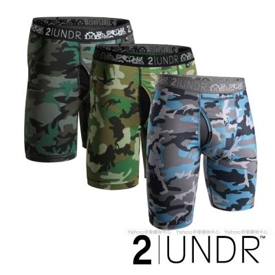 2UNDR Gear Shift 極限運動快乾內褲(9吋)-UDI