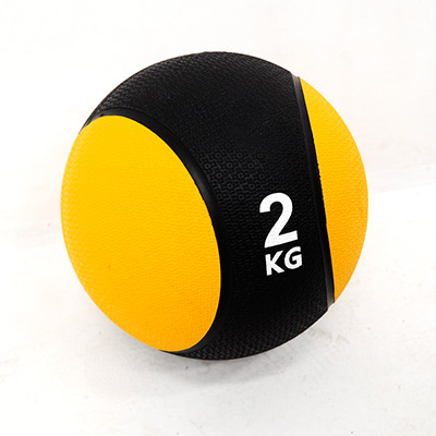 MEDICINE BALL橡膠2KG藥球