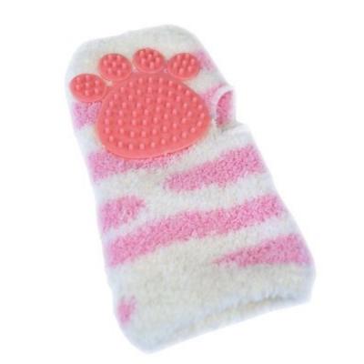 日本CattyMan 貓用按摩梳理手套