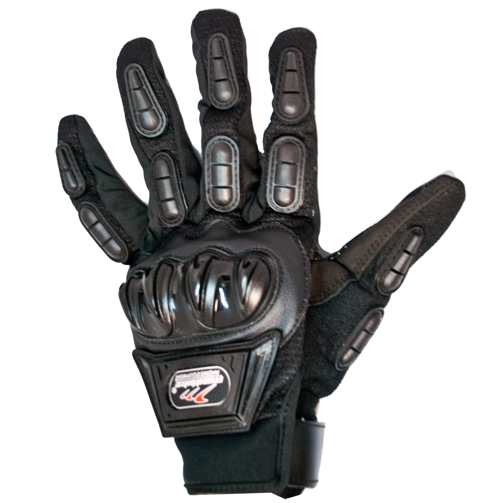 Madbike 防摔手套 (黑色)-急速配