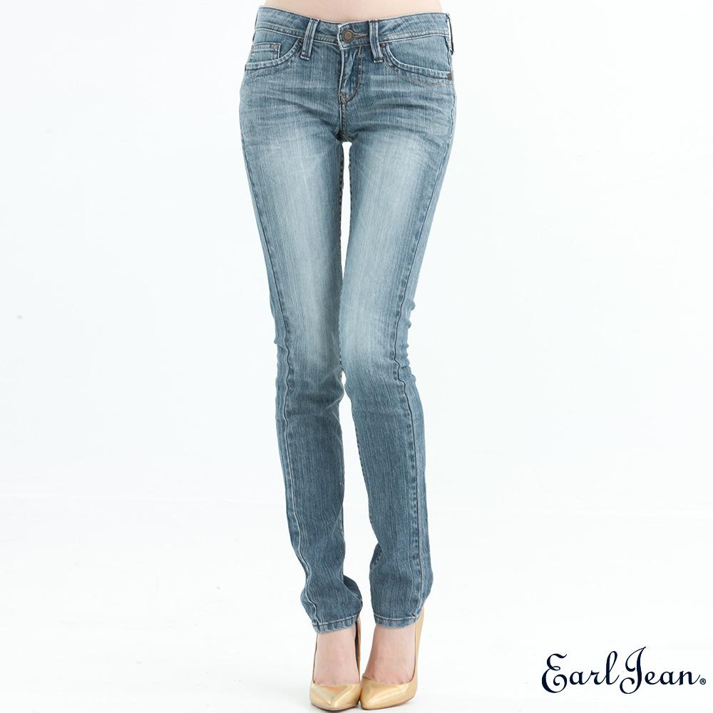 福利品 Earl Jean低腰激瘦窄管褲