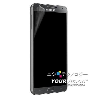 Samsung GALAXY Note 3 N7200 N9000 晶磨高光澤亮面螢幕貼