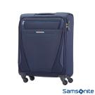 Samsonite新秀麗 20吋 Provo極致輕盈布面可擴充TSA登機箱(海軍藍)