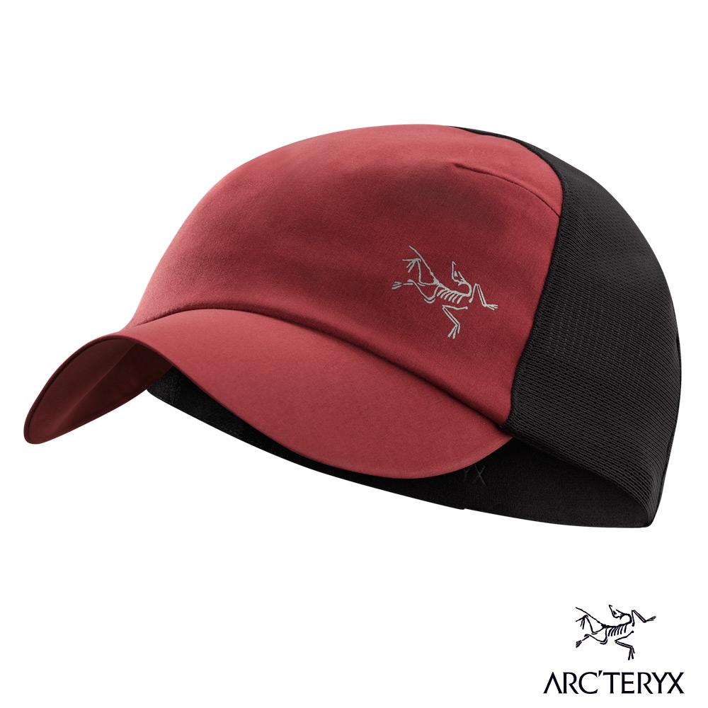 Arcteryx 始祖鳥 24系列 快乾遮陽帽 紅