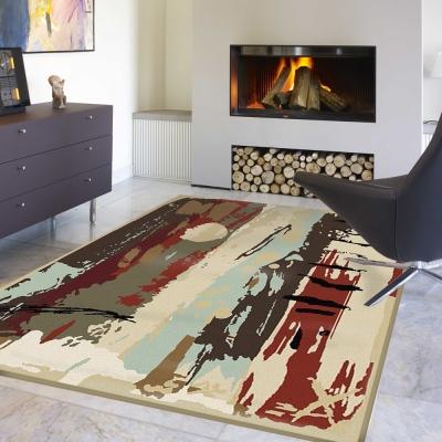 范登伯格 - 德納 進口地毯 - 揮灑 (小款 - 165x235cm)