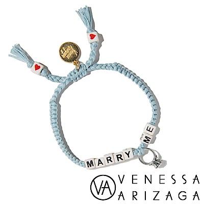 Venessa Arizaga MARRY ME 淺藍色手鍊