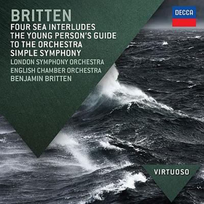 布烈頓-青少年管弦樂入門-1CD