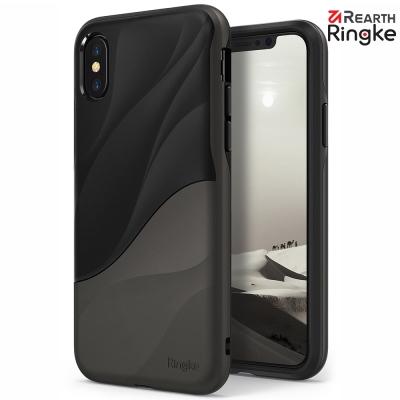 Ringke iPhone X [Wave] 流線型雙層邊框防撞手機殼