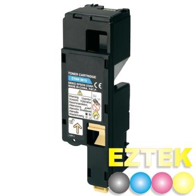 EZTEK Fuji-Xerox CT201592 藍色高容量環保碳粉匣