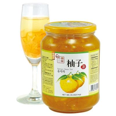 韓味不二 生黃金柚子茶(1kg)