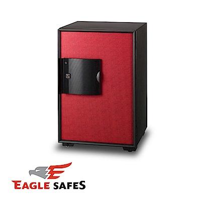 凱騰 Eagle Safes 韓國防火金庫 保險箱 (EGE-085-BR)(紅)