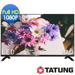 TATUNG大同 42吋 多媒體LED液晶電視