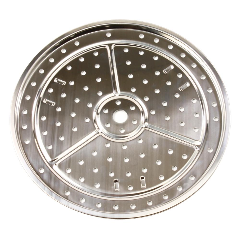 HIKARI日光生活  不鏽鋼多功能蒸盤