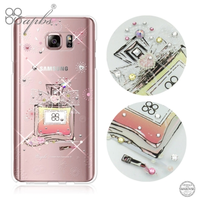 apbs Samsung Galaxy Note5 施華洛世奇彩鑽手機殼-維也納馨香